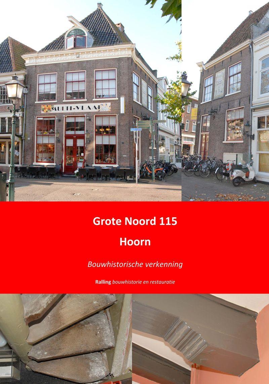 Hoorn - Grote Noord 115